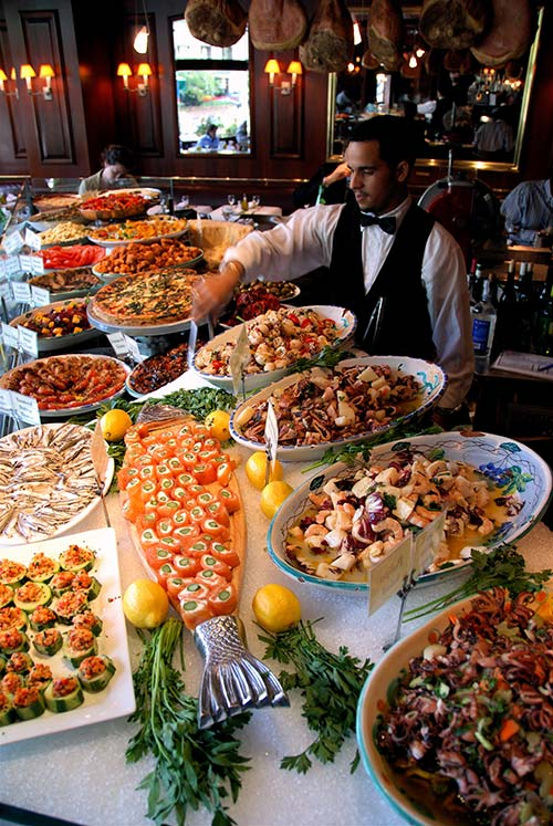 Fiorello Restaurant New York